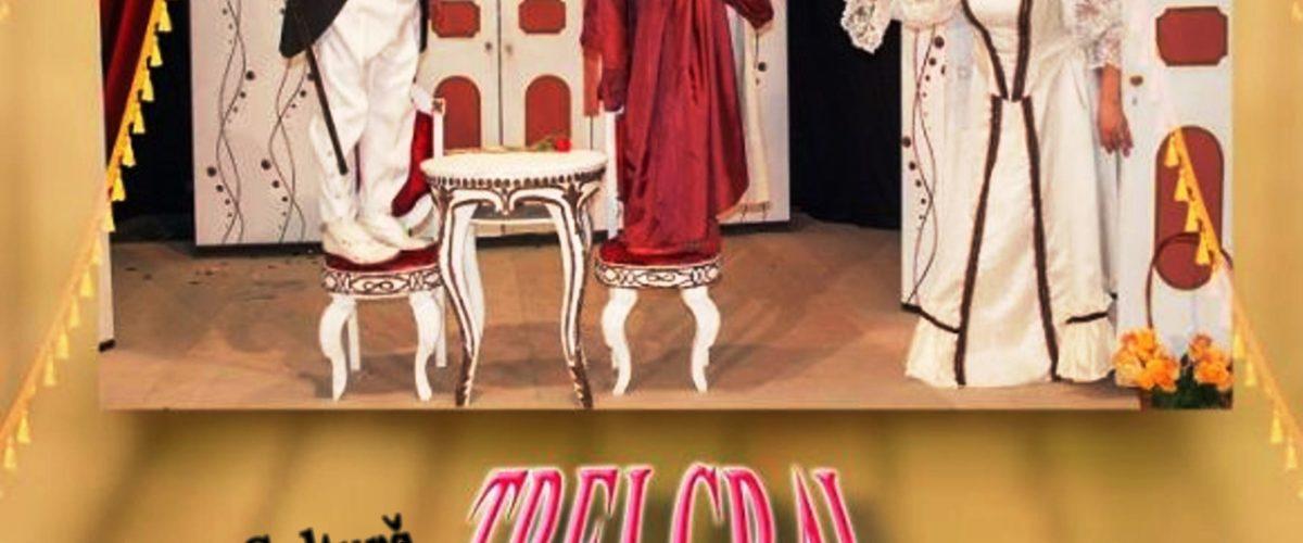 În An Centenar, vă invităm la un spectacol de teatru cu actori basarabeni