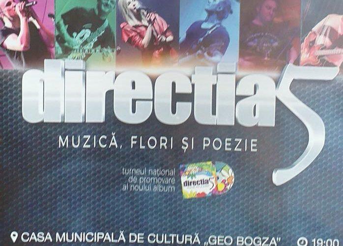Super concert Direcția 5, la Câmpina!