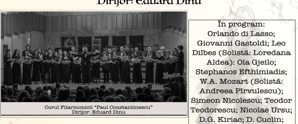 Filarmonica Ploiesti, în concert extraordinar, la Câmpina. Intrarea liberă